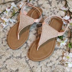 Light Pink Women Sandals